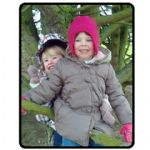 Personalised Fleece  Photo Blanket Small (35x27 ins)